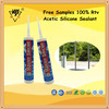 Free Samples 100% Rtv Acetic Silicone Sealant