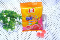 500g vitamin founctional fruit flavored gummy jelly candy