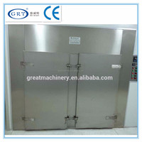 on price high efficiency Carnation Margaritae hot air drying oven/drying machine/sterilizing machine