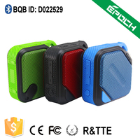 High heavy mini mobile phone amplifier speaker , car bluetooth speaker for bicycle