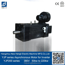 Quality-assured traction motor for elevator