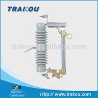 TRAKOU 15KV Dropout Fuse Cutout 100A /200A high voltage fuse cutout switch