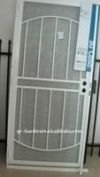 Professional flat metal door for wholesales