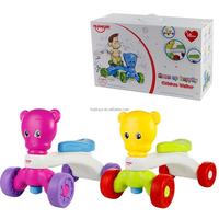 baby go cart with music and writing board