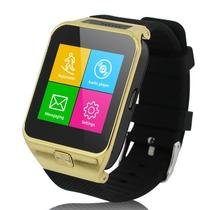 Reloj teléfono inteligente S29 1.54 pulgadas apoyo de pantalla táctil SIM / teléfonos Sync bluetooth elegante reloj con camera