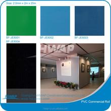 Interior vinyl flooring for shopping mall cheap price pvc flooring 2mm