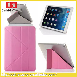 For iPad Mini 4 New Smart Stand Case Made in China