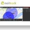 Meitrack internet tracking software GPS Tracking Platform MS03