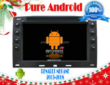 Pure Android 4.2 navigator for RENAULT Megane (2003-2008) RDS,Telephone book,AUX IN,GPS,WIFI,3G,Built-in wifi dongle