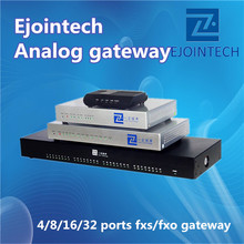 ejoin fxs/fxo gateway 32 channel,64 channel voip one fxs one line ata,fxs ports voip gateway