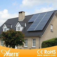 Stand alone solar energy plant for 1.5KW with CE RoHS approved