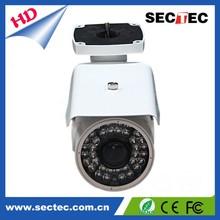 Onvif HD bullet 65m ir CCTV manufacturer h.264 mega pixels ip camera 720p