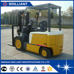 CE Approved New 3 Ton Electric Forklift Price