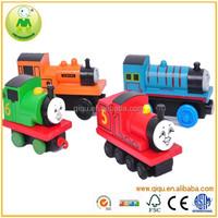 2015 China Wholesale Wooden Kid Thomas Train RC Trains