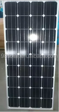 A-grade cell high efficiency mono 150W PV solar panel