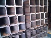 Hot dipped Galvanized Square Tube & Rectangular Tube in Steel Pipes ASTM A500 GR.B. , ASTM A 36 GR. B, JIS G3466
