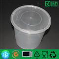 2500ml mikrowellengeeignet kunststoff futterbehälter/kunststoff-behälter zylinder für lebensmittel