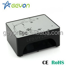 35w CCFL LED Lamp UV Light Nail Dryer Timer Soak Off Salon Manicure