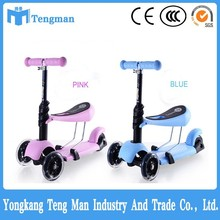 fashion children scooter for cheap sale, mini kick scooter