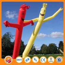 Productos de publicidad inflable hombre bailarín del aire venta