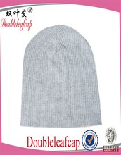 Custom Wholesale Fashion knit hat,embroidered logo summer crochet beanie boy