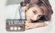 PIA LILMOON 1DAY UV CREAM CREGE COLOR CONTACT LENSES Disposable 10PCs