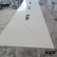 Discount prices acrylic solid surface countertops