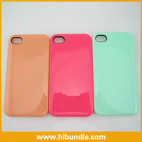 Hot, Cute Candy Color PC Smooth Case For iPhone 5