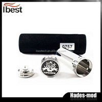 IBEST 2014 the best quality products /new revolutionary product 26650 battery hades mod