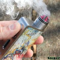 2015 original and high quality Sniper super vapor e-cig