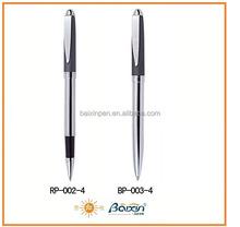 Factory direct sale high quality metal pen set,ballpen/roller pen, promotional/business gift, RP/BP-002