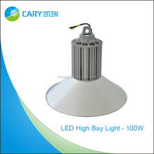 pc cover 100w led high bay lighting cree led high bay