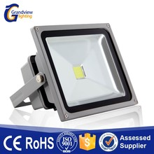 Factory price 5 years warranty high lumens waterproof 50W led flood light with Meanwell driver