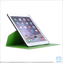 360 degree rotating Smart Cover Leather Case for iPad Air 2 two sider can be exchanged