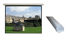 ceiling mount Manul projection screen/projector screen /office equipment