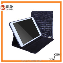 2015 Unique design belt clip stand pattern for ipad mini 2 case, luxury belt clip case for ipad mini
