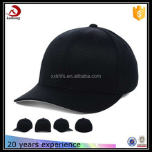 blank black different types of flexfit customized plain baseball caps and hats