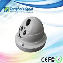 Aluminum Dome 720P CCTV Camera Wired Wireless Convert
