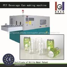 Automatica maquina para hacer botellas