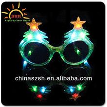 Stock up for Christmas 2015 Led Christmas sunglasses