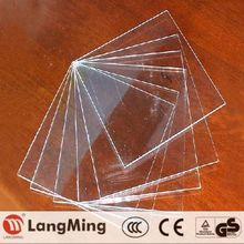 Free sample price 3mm translucent polycarbonate sheet price