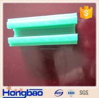 pe hdpe uhmw-pe plastic chain guide OEM factory