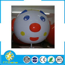 2015 Popular Inflatable Blimp Shape Clown Balloon For Sale,Large Inflatable Clown Balloon