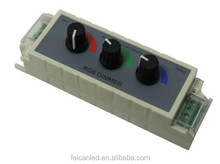 High quality RGB 3 Channels Dimmer