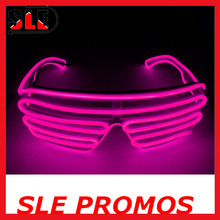 led light toy for 2015 for new year glasses DropShades Sound Reactive Light Up LED Rave Glasses