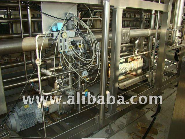 Usado Pasteurizers - usado leiteira plantas e máquinas