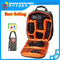 2015 New product. Camera bag backpack style for Can on Ni kon, Out door camera bag for digital camera , waterproof camera bag