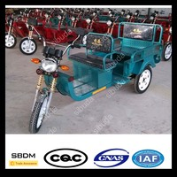 SBDM Motorcycle Electric Tricycle China For Adults