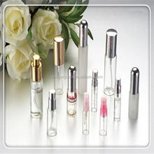 ultramodern glass perfume bottle for perfume collection Custom Empty glass