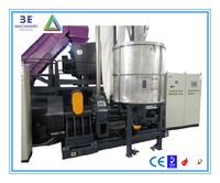 Plastic agglomerator/Plastic recycling machine
